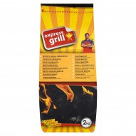 Express Grill Brykiet z węgla drzewnego 2 kg
