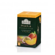 PEACH&PASSION FRUIT 20TB ALU AHMAD TEA