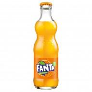 Fanta Pomarańczowa Napój gazowany 250 ml