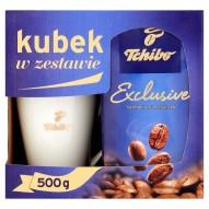 Tchibo Exclusive Kawa palona mielona 500 g + kubek