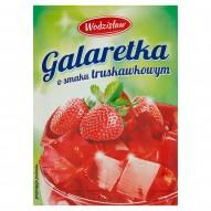 Wodzisław Galaretka o smaku truskawkowym 75 g