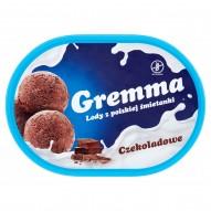 Gremma Lody z polskiej śmietanki czekoladowe 1000 ml