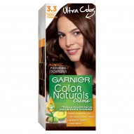 Garnier Color Naturals Créme Farba do włosów 3.3 Ciemna czekolada