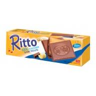 Flis Herbatniki Ritto w czekoladzie mlecznej 125g