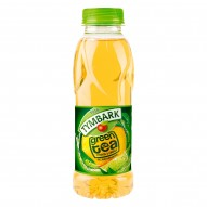Tymbark Green Ice Tea Napój cytryna i limonka 400 ml