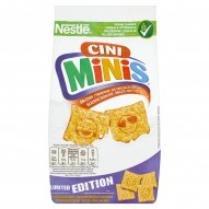 Nestlé Cini Minis Płatki śniadaniowe 125 g