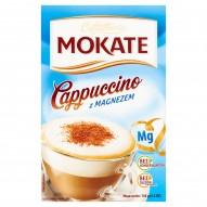 Mokate Caffetteria Cappuccino z magnezem 150 g (10 x 15 g)