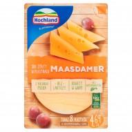 Hochland Ser żółty w plastrach Maasdamer 135 g (8 sztuk)