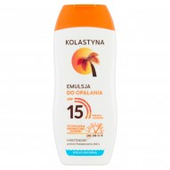 Kolastyna Emulsja do opalania SPF 15 200 ml