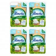 Almette Puszysty serek twarogowy z ziołami 120 g (4 x 30 g)