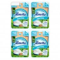Almette Puszysty serek twarogowy jogurtowy 120 g (4 x 30 g)