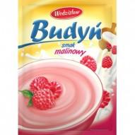 Wodzisław Budyń o smaku malinowym