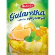 Wodzisław Galaretka o smaku cytrynowym