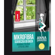 AZ Mikrofibra ściereczka do okien