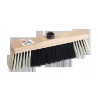 AZ BASIC Miotła domowa drewniana