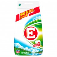 E White Proszek do prania 4,9 kg (70 prań)