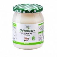 Olej kokosowy rafinowany Natur Planet 450ml