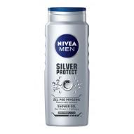 Żel pod prysznic SILVER PROTECT 500 ml