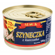 M&K Szyneczka 170G Z Kurczaka Mielona