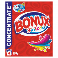 Bonux Color Proszek do prania 300 g (4 prania)
