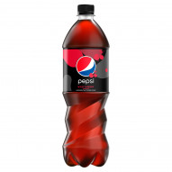 Pepsi Wild Cherry Napój gazowany 1 l