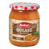 Ankor Gulasz 500g