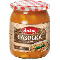 Ankor Fasolka Po Bretońsku 500g