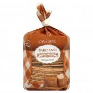 Babcianki Owsiane ciastka z pieca cynamonowe 100 g
