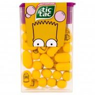 Tic Tac The Simpsons Drażetki o smaku gumy balonowej 18 g
