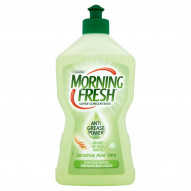 Morning Fresh Sensitive Aloe Vera Skoncentrowany płyn do mycia naczyń 450 ml