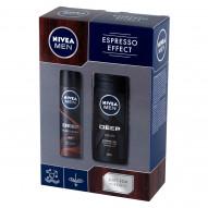 NIVEA MEN Espresso Effect Zestaw kosmetyków