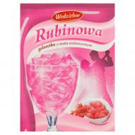 Wodzisław Rubinowa galaretka o smaku wieloowocowym 75 g