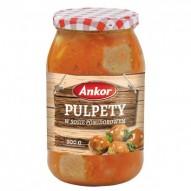 Ankor Pulpety w sosie pomidorowy 0,9l