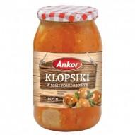 Ankor Klopsiki w sosie pomidorowym 0,9l