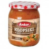 Ankor Klopsy w sosie pomidorowym 500g