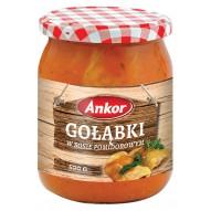 Ankor Gołąbki w sosie pomidorowym 500g