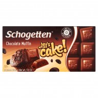 Schogetten Chocolate Muffin Czekolada 100 g