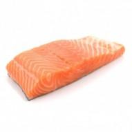 Stek z łososia mrożony