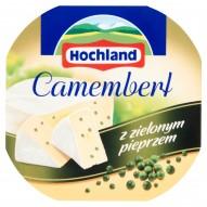 Hochland Camembert z zielonym pieprzem Ser 120 g
