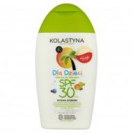 Kolastyna Emulsja do opalania dla dzieci SPF 30 150 ml