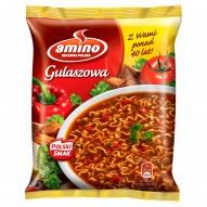 Amino Gulaszowa Zupa błyskawiczna 61 g