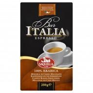 Bar Italia Espresso 100% Arabica Mieszanka naturalnej kawy mielonej 250 g