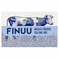 Finuu Masło fińskie solone 200 g
