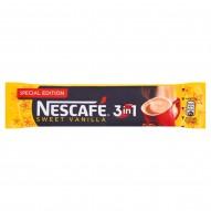 Nescafé 3in1 Sweet Vanilla Rozpuszczalny napój kawowy 16 g