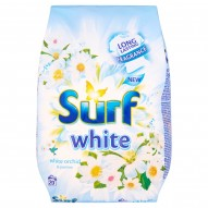 Surf White White Orchid & Jasmine Proszek do prania 1,4 kg (20 prań)
