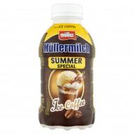 Müller Müllermilch Napój mleczny o smaku kawy mrożonej 375 ml