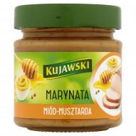 Kujawski Marynata Miód-musztarda 180 ml