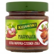 Kujawski Marynata Ostra papryka-czosnek-zioła 180 ml