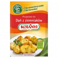 Kotányi Przyprawa do dań z ziemniaków 25 g