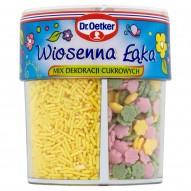Dr. Oetker Wiosenna łąka Mix dekoracji cukrowych 82 g